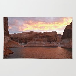 Lake Powell Evenings Rug