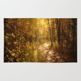 The Colors of Fall Rug