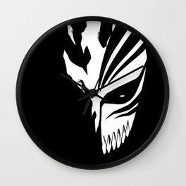 Bleach- Ichigo Kurosaki Hollow Mask Wall Clock