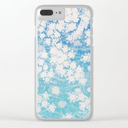 Soul Lullaby Clear iPhone Case