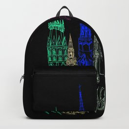 Squid Cathedrals Backpack