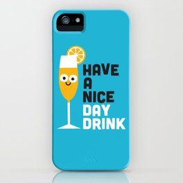 Thanks a Brunch iPhone Case