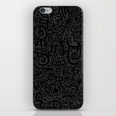 Gooseygander II iPhone & iPod Skin