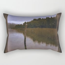 The Forest 02 Rectangular Pillow