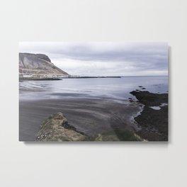 Iceland Coast on Snaefellsnes Penninsula Metal Print