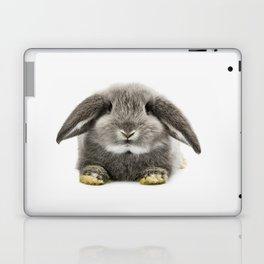 Bunny rabbit sitting Laptop & iPad Skin