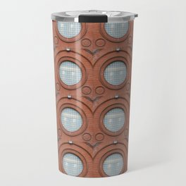 A Big Round Window Travel Mug