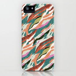 Gorgeous Blue Military iPhone Case