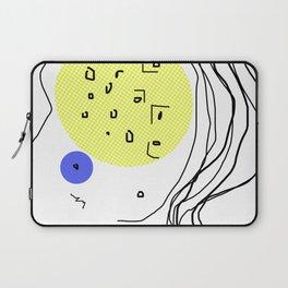 Lemonhead Laptop Sleeve