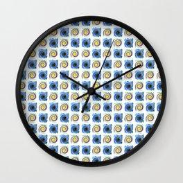 circle,Strudel Wall Clock