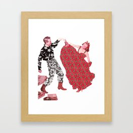 Chances Are Framed Art Print