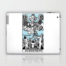Modern Tarot Design - 20 Judgement Laptop & iPad Skin