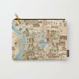 The City of Philadelphia Carry-All Pouch
