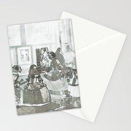 las pequeñas bebedoras de cola Stationery Cards