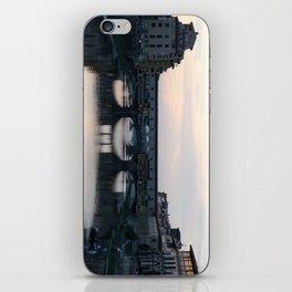 Ponte Vecchio - Firenze iPhone Skin
