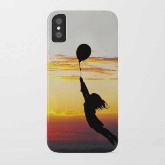 Hold Tight iPhone Case