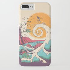 Surf Before Christmas Slim Case iPhone 7 Plus