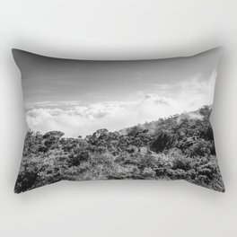 Foggy days Rectangular Pillow