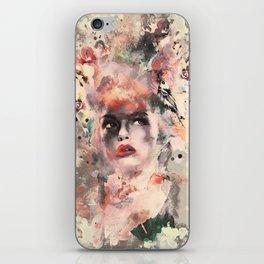 Attractive Women iPhone Skin