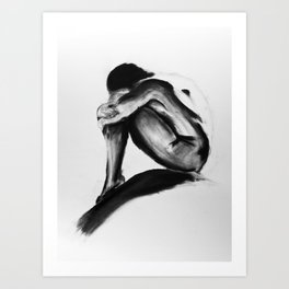 Give me Comfort. Art Print