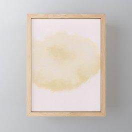 Dare to Dream - Cloud 20 of 100 Framed Mini Art Print