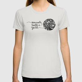 MKG Yarn - Black T-shirt