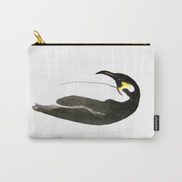 Emperor Penguin Carry-All Pouch