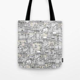 NOTTINGHAM CHAMPAGNE Tote Bag