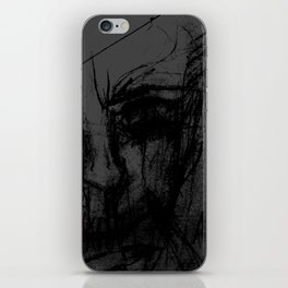 Angry Clown From Hell iPhone Skin