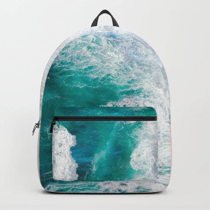 Pink Sand Beach Backpack