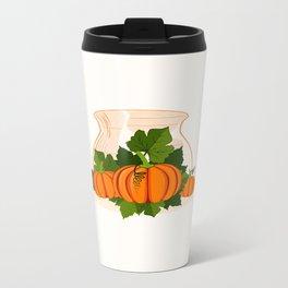 C13D Its Pumpkin Time Metal Travel Mug