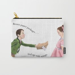 To my sweet heart Carry-All Pouch