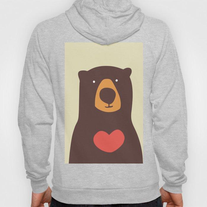 Hearty bear hug Hoody