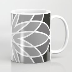 Shades of Grey | Geometric Pattern Mug