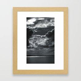 sky03 Framed Art Print
