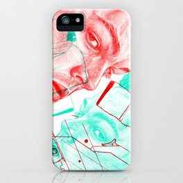 Inception - Movie Inspired Art iPhone Case