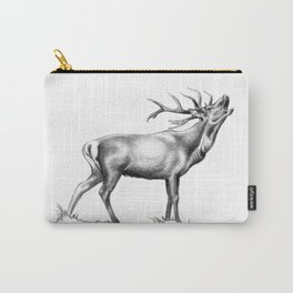 Red Stag Roaring 2 Carry-All Pouch