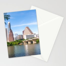 Bright Day in Austin Stationery Cards