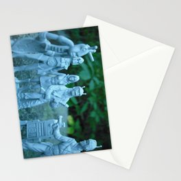 Interstellar Arrest Stationery Cards