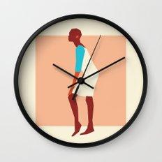 Fashion Dance 4 Wall Clock