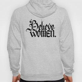 Believe Women Hoody