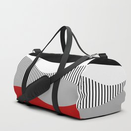 Colorful waves design 2 Duffle Bag