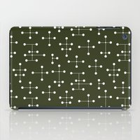 eames iPad Cases featuring Eames Era Dots 27 by Makanahele
