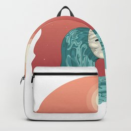 Ghost Ship Wave Backpack