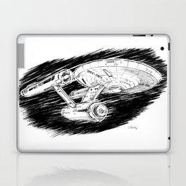 USS Enterprise Laptop & iPad Skin