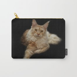 Maine Coon Lady Carry-All Pouch