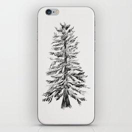 Cedar Tree iPhone Skin