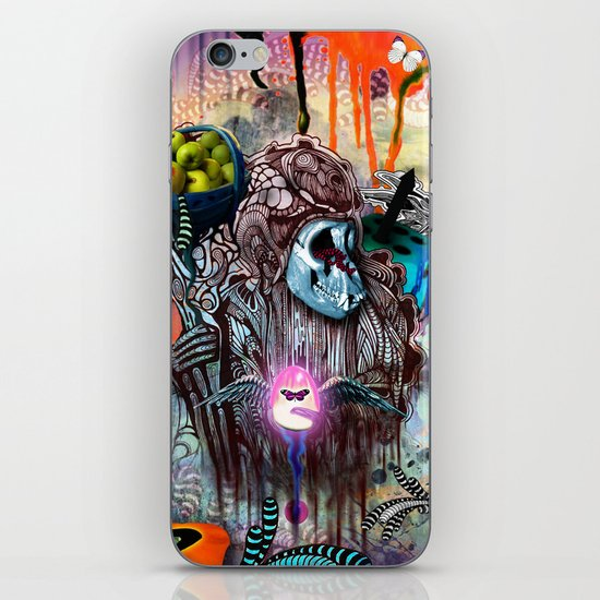 The Monk iPhone & iPod Skin