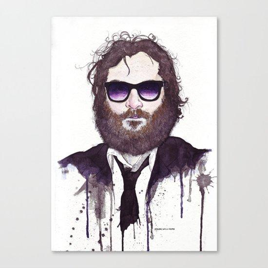 Joaquin Phoenix Canvas Print