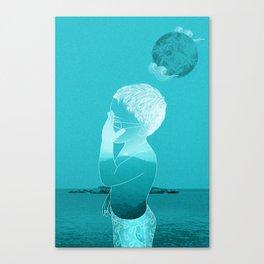 HECTOR Canvas Print